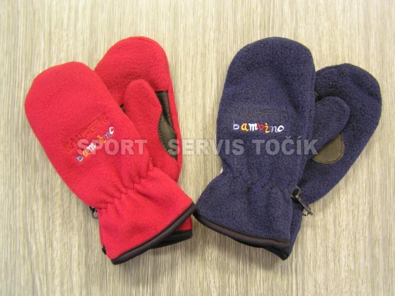 86df634c74f Taubert dětské zimní palcové rukavice Fleece 72830