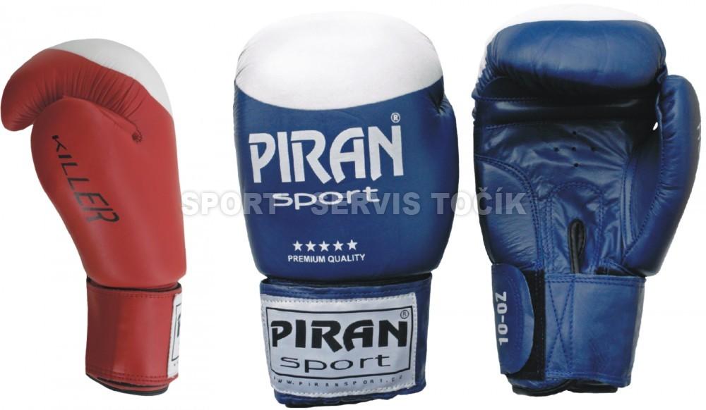 Piransport boxerské rukavice PRO line bb1daeadec