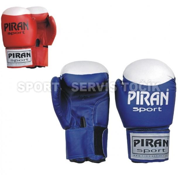 Piransport boxerské rukavice Semi pro line 541d73cd30