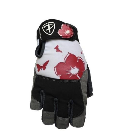 047c22b617b Polednik dámské rukavice do posilovny FLOWER