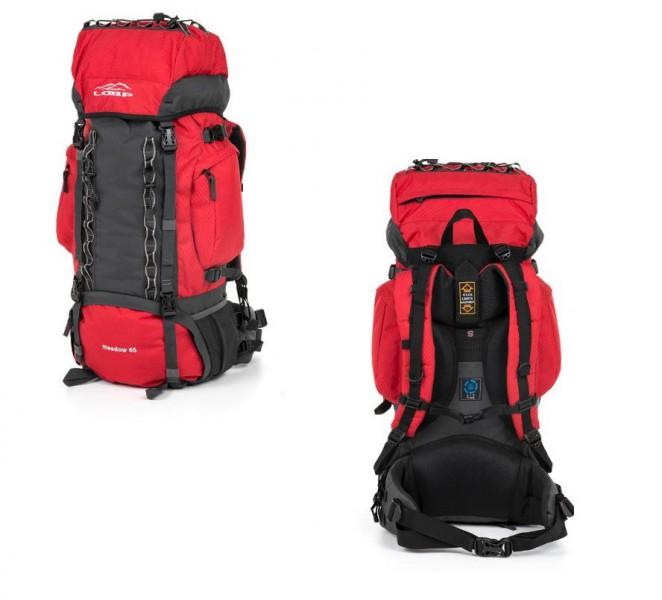 Loap turistický batoh Kayuk 60+10 L 51ed012abd