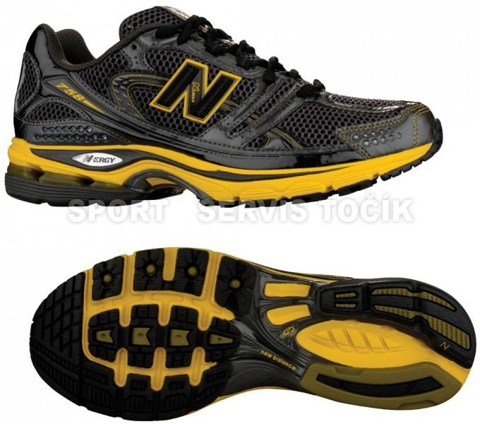 3c23a9b3ba9 New Balance obuv na běh MR758BY .